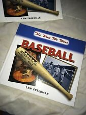 Baseball: The Way We Were by Lew Freedman (2008, Hardcover)