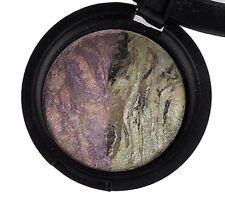 Laura Geller Baked Marble Eyeshadow Duo - Amethyst / Lagoon New
