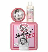 New Soap And Glory Birthday Washes CHRISTMAS Gift Set