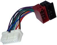 Adaptateur faisceau câble fiche ISO autoradio pour Nissan 350Z Almera Tino Micra