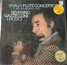 PHILIPS 9500 707-VIVALDI-FLUTE CONCERTOS-I MUSICI-ORIGINAL VINYL LP-IMPORT