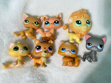 Littlest Pet Shop RARE Cat Lot Includes Authentic 790