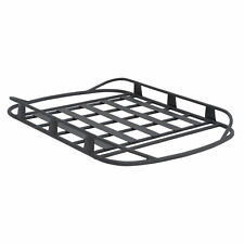 Smittybilt Rugged Rack Roof Basket 50 X 70 250 Lb Rating Black For Jeep S/B17185