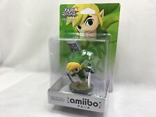Nintendo amiibo Japan Toon Link Super Smash Brothers Tracking Number from Japan