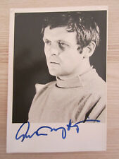 ANTHONY HOPKINS  - AUTOGRAMM- FOTO- ORIG. AUTOGRAMM-TOP RARITÄT /