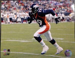 JERRY RICE Denver Broncos 8X10 ACTION PHOTO #1  Denver Broncos