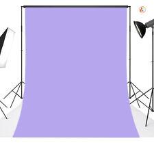 LB Plain Color Vinyl Photography Backdrop Background Studio Photo Props 3X5FT 19