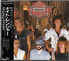 NIGHT RANGER  Midnight Madness JAPAN CD +Sticker OBI 1985 1st Press 32XD-145