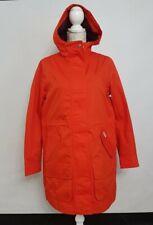 Womens Hunter Original Orange Cotton Hunting Coat Size S/UK 8-10