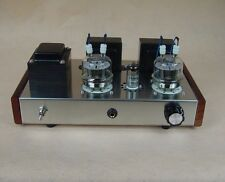 Class A Single Ended 6N2 FU32 Tube Audio Amplifier 4W*2 HIFI Valve Headphone Amp