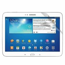 2 x Film protection écran transparent anti rayure pour Samsung Galaxy Tab 3 10.1