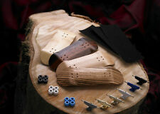 32mm Extra Wide Complete Wooden Fingerboard with Bearing Wheels ( BRR )