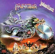Judas Priest : Painkiller CD 1990 Very Good Hard Rock