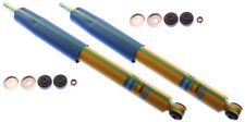 2-BILSTEIN SHOCK ABSORBERS,REAR,97-04 FORD F-150 2WD,MONOTUBE,GAS PRESSURE