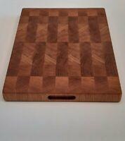 Tagliere in legno di rovere cutting board sotto pentola vassoio cm 40x30