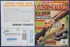 Magazine GUNS & AMMO December 2000 !!! WALTHER PPK/S .177 BB Air PISTOL !!!