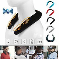 Bluetooth Speaker Wearable Portable Portable Neck Hanging Bluetooth Neck Sound