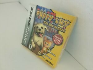 NEW Sealed Puppy Luv: Spa and Resort Nintendo Game Boy Advance , Micro, DS K38
