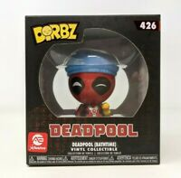 New Funko Dorbz Vinyl Marvel #426 Deadpool Bathtime Exclusive Figure FP20