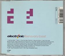 Electronic - Feel Every  Beat, CD-Maxi