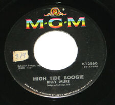 """Billy Mure 7"""" 45 HEAR SURF High Tide Boogie MGM #12860 Lover's Guitar"""