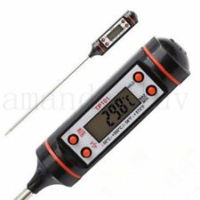 Digital Food Thermometer Probe Temperature Sensor Cooking BBQ Meat Turkey Jam