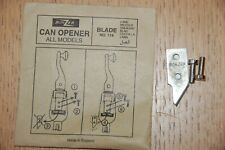 The Bonzer - Caterer's can Opener - Spare Blade 119 & screws