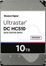 "HGST UltraStar He10 10TB HUH721010ALE604 Festplatte 3,5"" SATA3 256MB 7200RPM HDD"
