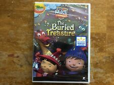 Mike the Knight The Buried Treasure DVD  Brand New, Sealed
