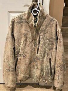 Cabelas Zonz Western Windshear Wooltimate Jacket - Men's Medium - RARE