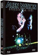 Mediabook Alien Nation - Spacecop L.A.1991 - Uncut Cover B Blu-ray + DVD Box