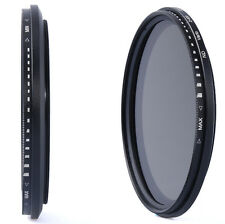 58mm Fader Variable ND Filter Adjustable ND2 to ND400 Neutral Density LF111