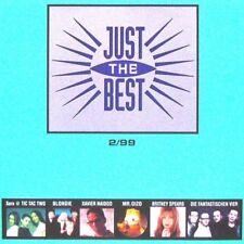 Just The Best 2/99 2CD:ECHT,WITT,BLONDIE,ILLMATIC,LIQUIDO,XAVIER NAIDOO,WESTBAM