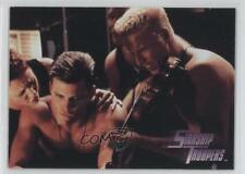 1997 Inkworks Starship Troopers #12 The Letter Non-Sports Card 0b5