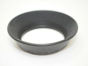 Olympus Rubber Lens Hood for 28/2.8 Zuiko