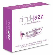 Simply Import Jazz Box Set Music CDs
