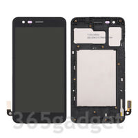 +Frame LCD screen Touch Screen Digitizer For LG Aristo 2 LM-X210MA X210TA SP200