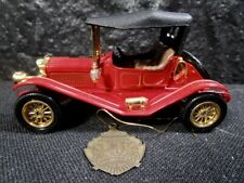 Matchbox Models of Yesteryear  -  1911 MAXWELL ROADSTER  -   Red in Styrofoam