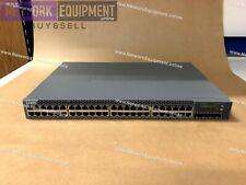🔥 Juniper Networks EX3300-48T + BRACKETS + CONSOLE SFP+ 10GB Gigabit switch 🔥