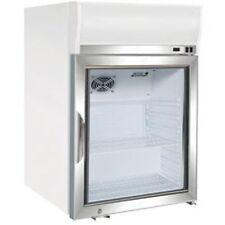 NEW Maxx Cold MXM1-4F Reach In Freezer Countertop Glass Door Merchandiser