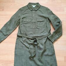 BODEN  green popover  shirt- Dress size 14R  NEW WW028  summer wow
