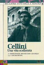 CELLINI - UNA VITA SCELLERATA  3 DVD COFANETTO