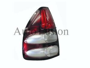 Left (Passenger) Side Tail Light For Toyota Prado J120 (2003 -2009)