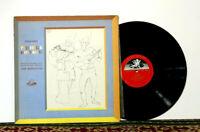 Stravinsky, Pulcinella / Divertimento - LP 1954 - Angel Records 35143 - VG Vinyl