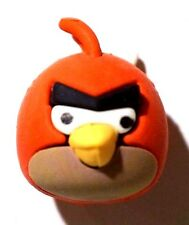 NEW! Angry Birds Red Bird Puzzle Eraser Figure! AWESOME!~ :)