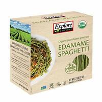 Explore Cuisine Organic Edamame Pasta (2/1.1 LB) (Net Wt 2.2 LB), lb N/a