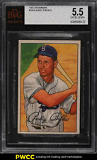 1952 Bowman Andy Pafko #204 BVG 5.5 EX+