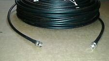 Belden 8281 HDTV  SDI/HD   Digital Video Cable BNC Male to BNC Male 200 FT