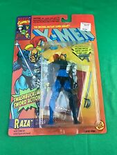 Vintage - Marvel - X-Men - RAZA - Action Figure (1994) (Toy Biz)