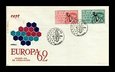 Dr Jim Stamps Bees Europa Cept First Day Issue Spain Combo Monarch Size Cover